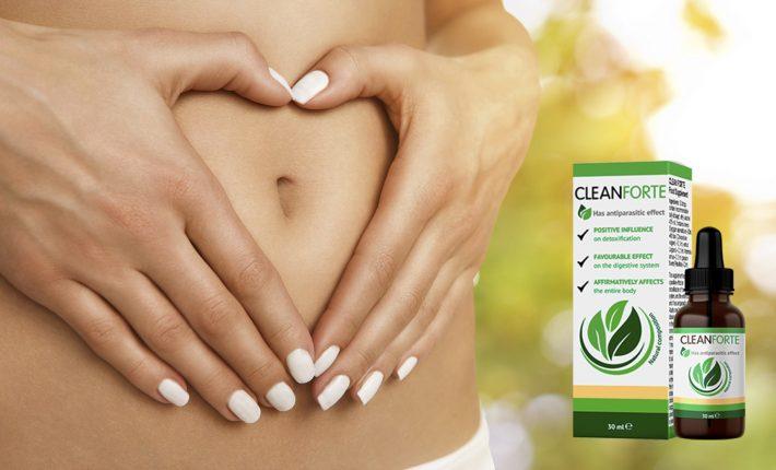 Clean Forte URL es un suplemento antiparasitario profesional que puede limpiar fácilmente su cuerpo.